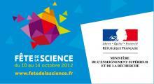 Fête de la science Marseille 2012