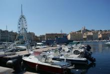 Fête Bleue à Marseille