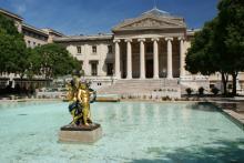 Palais de justice de Marseille