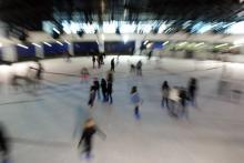 Palais Omnisports patinoire