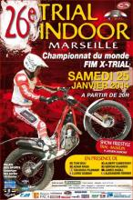 Trial Indoor de Marseille 2014